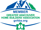 Member GVHBA Greater Vancouver Home Builders' Association