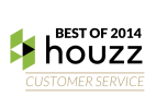 Best of Houzz 2014 - Customer Service