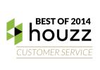 Best of Houzz 2014 - Customer Service