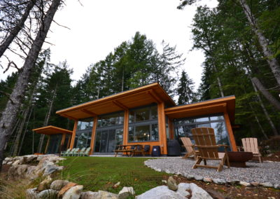 The Gambier – Gambier Island, BC